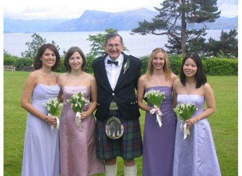 shellis bridesmaids
